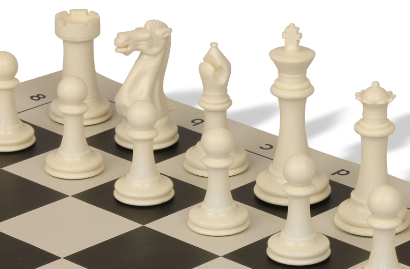 Executive Plastic Chess Sets