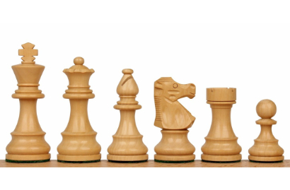 French Lardy Staunton Chess Pieces