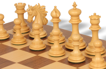 Merengo Staunton Chess Sets