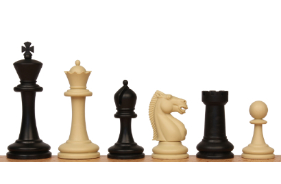 Master Plastic Chess Pieces