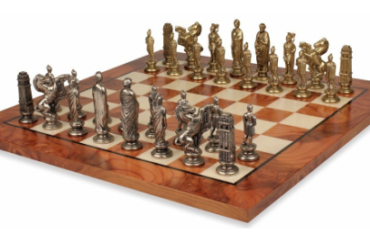 Roman Theme Chess Sets