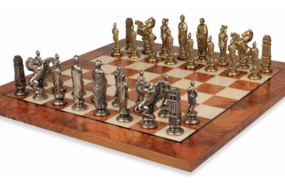 Roman Theme Chess Sets
