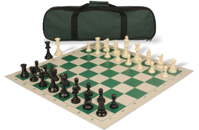 The Carry-All Plastic Chess Sets