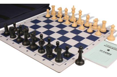 Super-Carry Plastic Chess Sets
