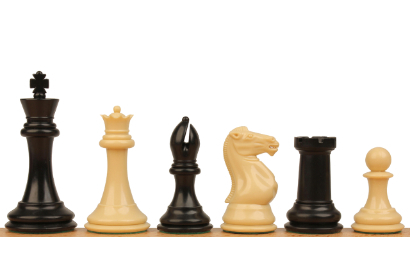 Professional Plastic Chess Pieces