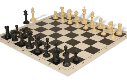 Value Plastic Chess Sets for Clubs & Schools