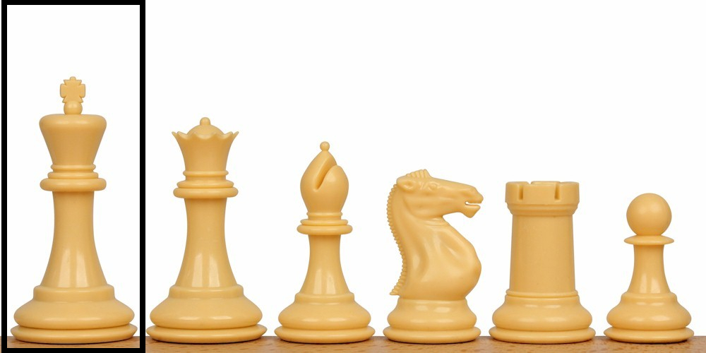 Replacement Pieces Conqueror Plastic Chess Set