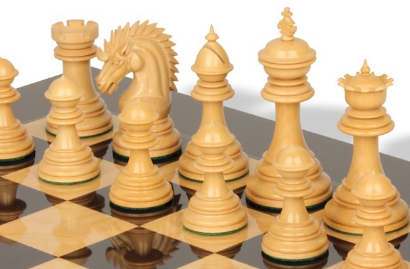 Cyrus Staunton Chess Sets