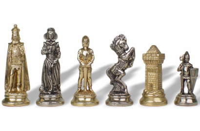 European History Theme Chess Pieces