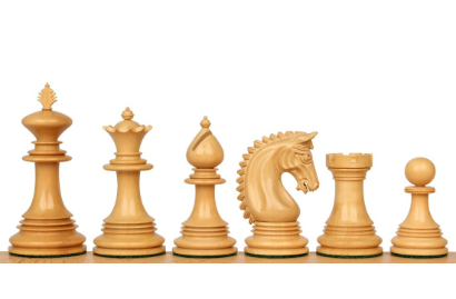 Patton Staunton Chess Pieces
