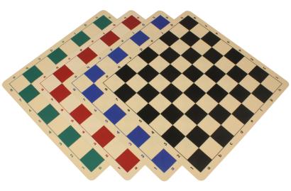 Silicone Chess Boards