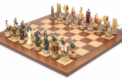 All Theme Chess Sets on One Page