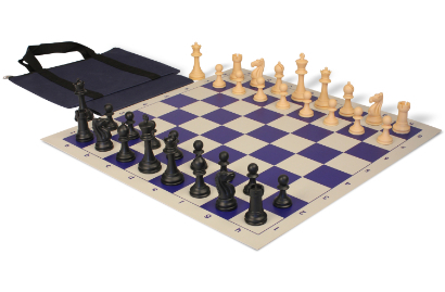 Easy-Carry Chess Sets for Clubs & Schools