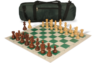 Carry-All Wood Chess Sets