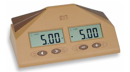 All Digital Chess Clocks