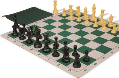 The Classroom Thin Floppy Board Chess Sets