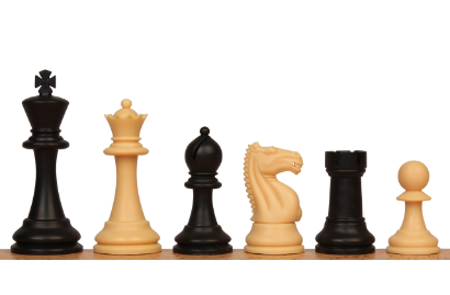 ClubTourney Plastic Chess Pieces