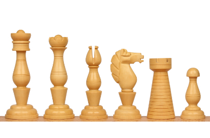 Grand Cigar Divan Chess Pieces
