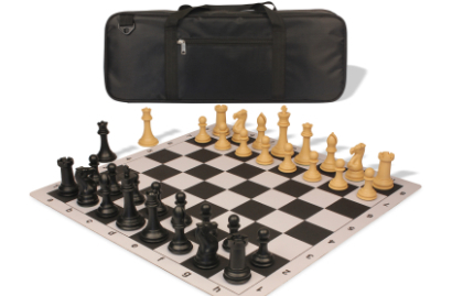 Deluxe Carry-All Thin Floppy Board Chess Sets