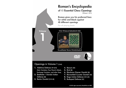 Roman's Encyclopedia Series