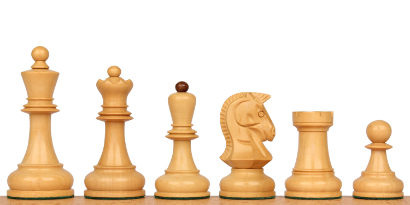 Dubrovnik Championship Series Chess Pieces