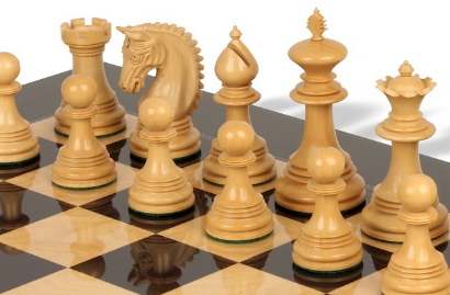 Patton Staunton Chess Sets