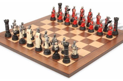 Polystone Theme Chess Sets