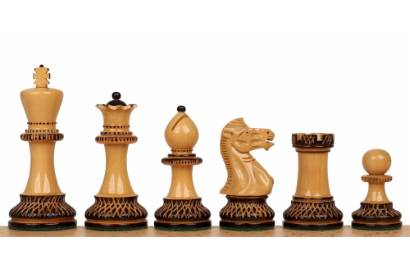 Parker Staunton Chess Pieces