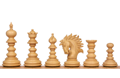Strategos Staunton Chess Pieces