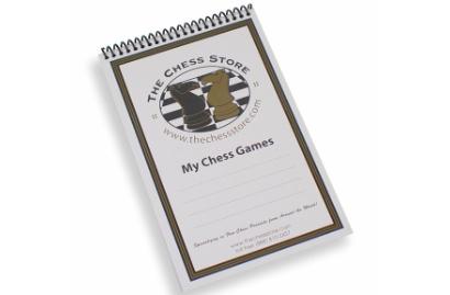 Chess Score Books