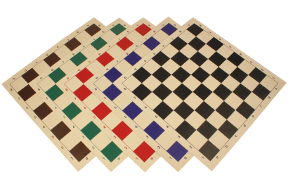 Roll-up Vinyl Chess Boards