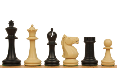 Park Game Plastic Chess Pieces