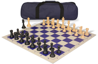 Carry-All Chess Sets for Clubs & Schools