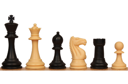 Plastic Chess Pieces for Clubs & Schools