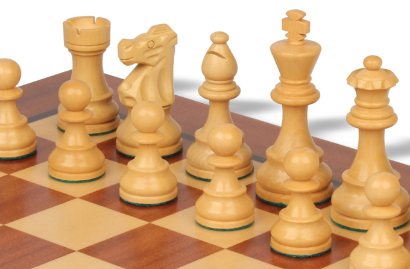 French Lardy Staunton Chess Sets