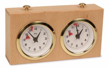 BHB Exklusiv Chess Clock Natural