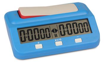 Basic Digital Chess Clock - Blue
