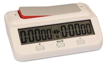 Basic Digital Chess Clock - White