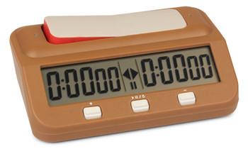 Basic Digital Chess Clock - Tan