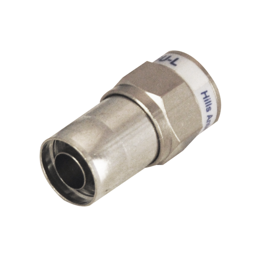 Hills BC80490 RG6 Double Bubble Connector