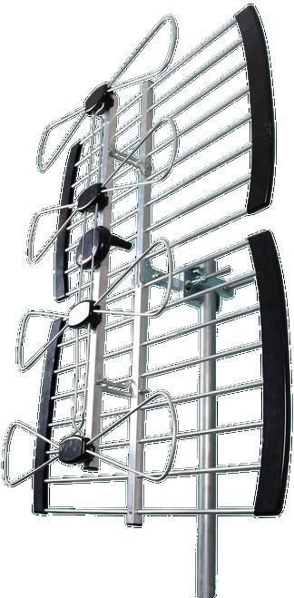 Skyline QPA36 UHF Antenna
