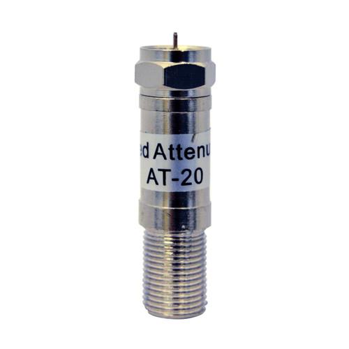 Hills BC15379 20dB F-Type Attenuator