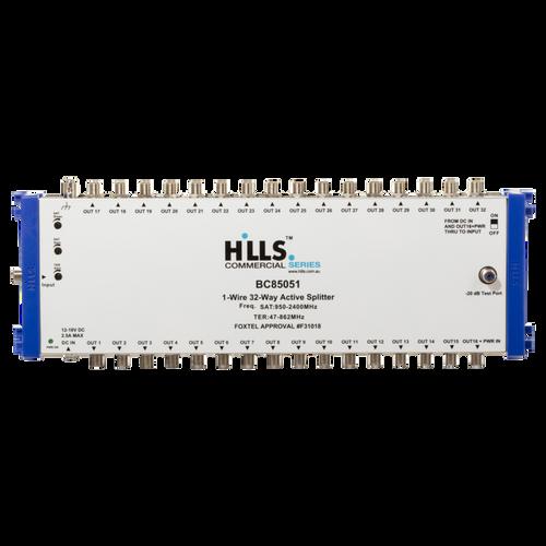 Hills BC85051 1-Wire 32-Way Active Splitter