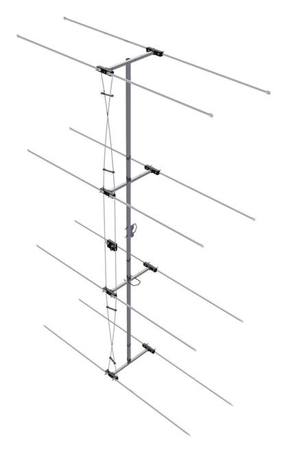 Hills FB601308B CA16 Regional Fringe VHF Antenna