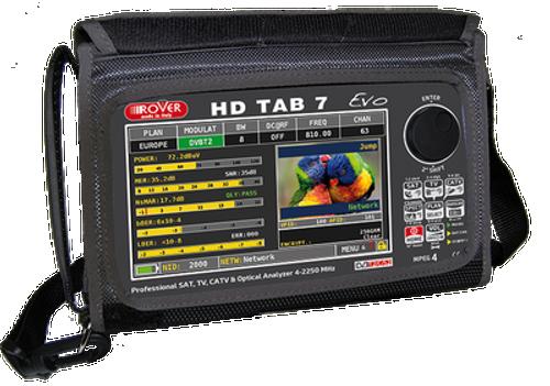 Rover HD Tab 700 Padded Bag
