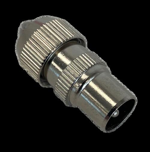 Plug Coax-M (pack x25)