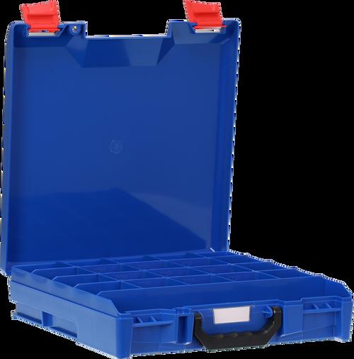 StorageTek Case Small ABS Lid-Blue