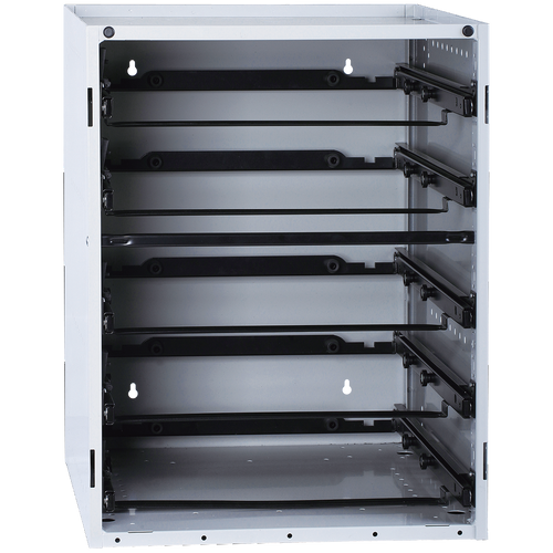 Cabinet holds 5 x STS Small Cases