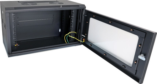 Datatek 6U 300mm Deep Wall Mount Data Cabinet