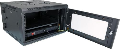 Datatek 6U 600mm Swing Frame Wall Mount Data Cabinet - SFPS Series